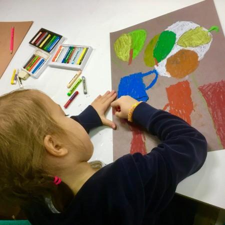 Детские занятия «Творческие дни» 5-9 лет