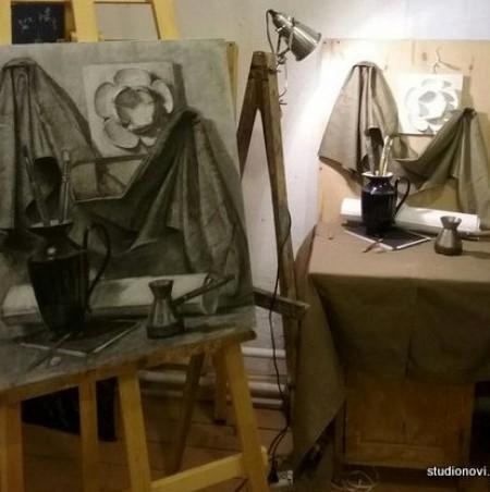 Курс «Постигая законы рисунка»