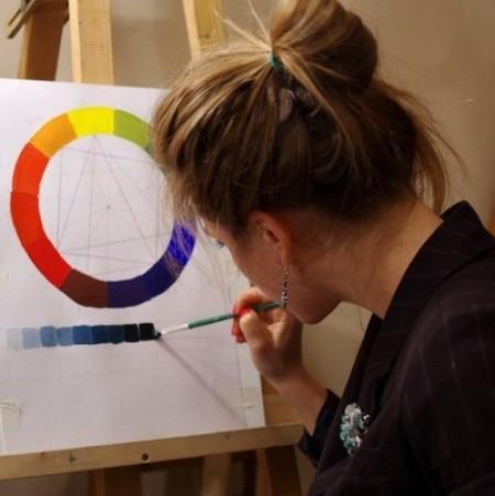 Курсы теории и практики рисунка, живописи и композиции