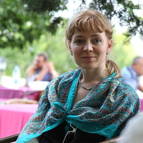 Елена Брановицкая